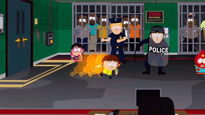 South Park Oyunu