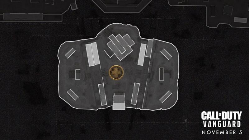 Call of Duty Vanguard Haritaları