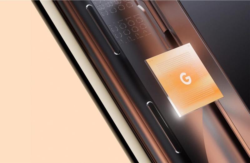 Google Tensor Çip