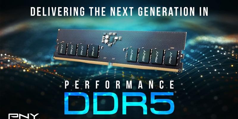 PNY Marka 4800 Mhz DDR5 Ram