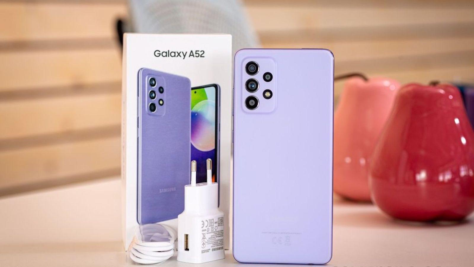 Samsung Galaxy A52 özellikleri ve incelemesi